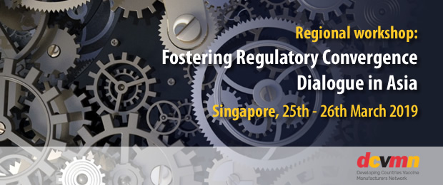 Workshop: Fostering Regulatory Convergence Dialogue in Asia